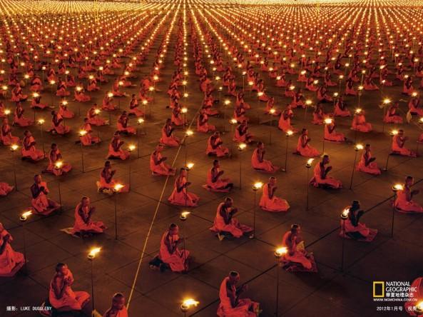million Buddhas95