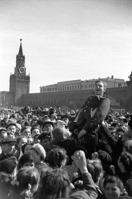 Moscow, May 9, 1945