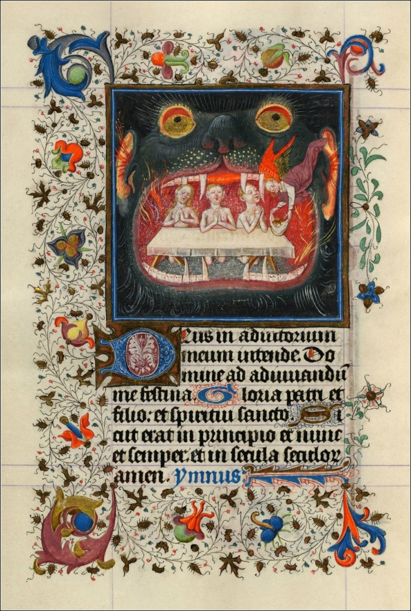 Hours of Catherine of Cleves9