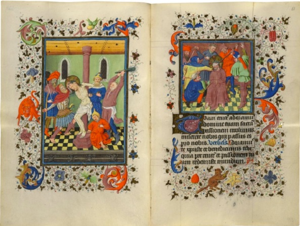 Hours of Catherine of Cleves92