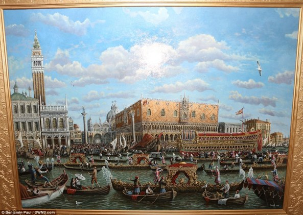 Ken Small Canaletto