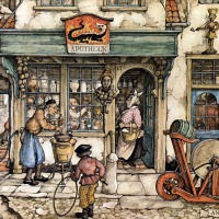"Anton Pieck, ""The Greatest Dutchman"""