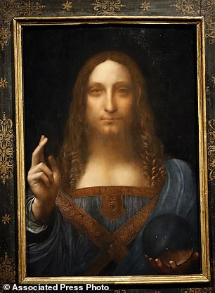 Emirates Salvator Mundi