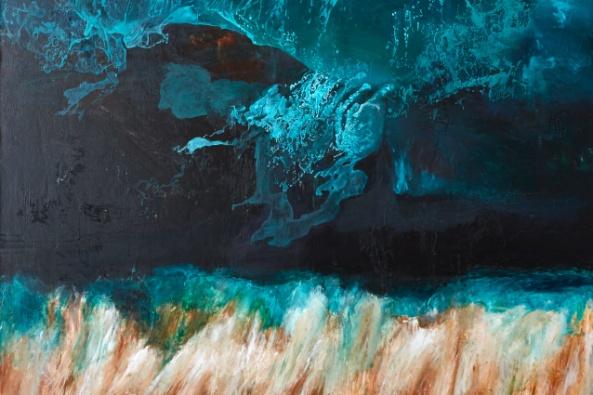 4. «Волна. Атландида», фрагмент, 2017 г.