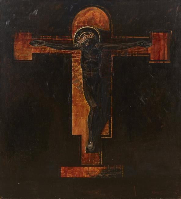 6. Black Christ