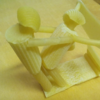 Macaroni Art -- Pastasutra
